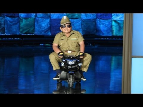 Akshat Singh- The fat Indian Kid's Amazing dance on the Ellen show (Video)