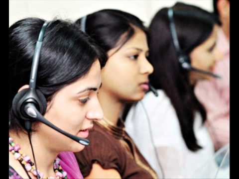 Prank call with call center girl