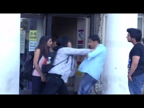 eve-teasing in India