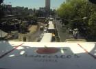 drone pizza delivery - Francesco's