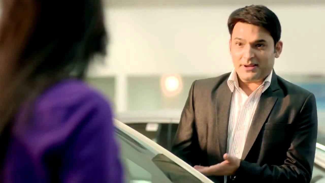 Kapil Sharma's ad