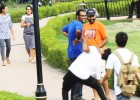 dancing prank video fro Troubleseekers team