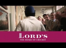 Sachin Tendulkar at Lords