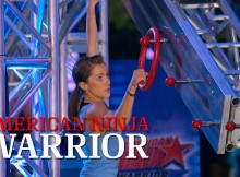 American Ninja Warrior - first woman winner
