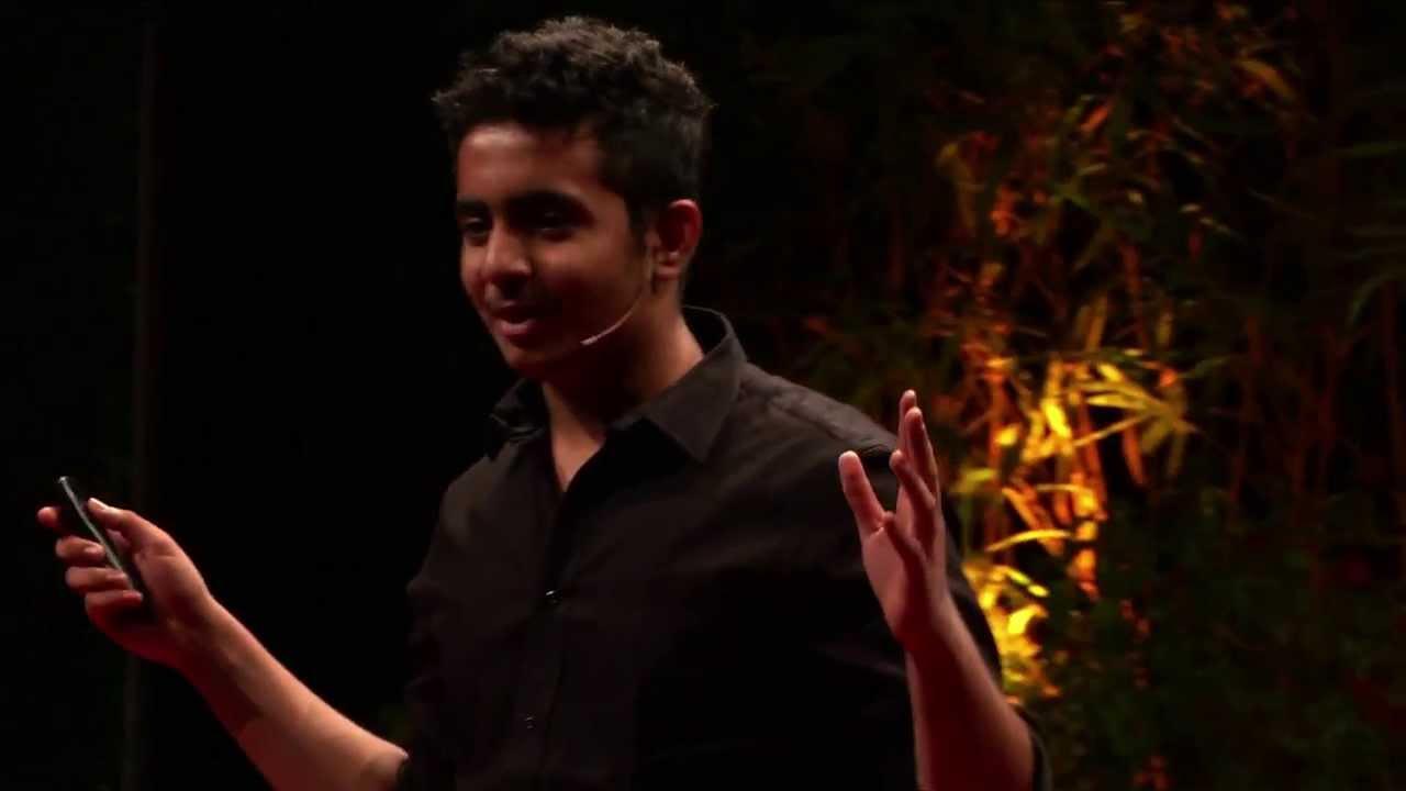 Angad Daryani at TED Talks