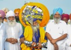Avtar Singh Mauni - largest turban
